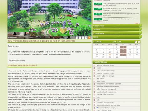 Eco pathshala and College